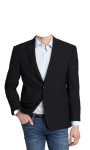 Man jacket photo suit app screenshot 1/4