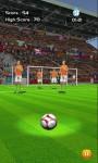 Penalty Flick : Football Goal screenshot 2/6