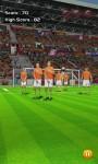Penalty Flick : Football Goal screenshot 4/6