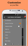 Electrical Engineering Dictionary screenshot 2/6