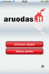 Aruodas screenshot 1/5