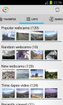 Worldscope Webcams screenshot 1/5