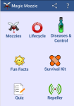 Magic Mozzie - Mosquito learning app with repeller screenshot 1/6