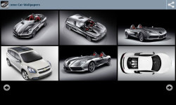Awesome Cars Wallpapers screenshot 1/6