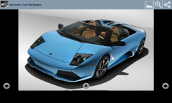 Awesome Cars Wallpapers screenshot 6/6