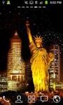 USA Fireworks HD live wallpaper screenshot 1/4