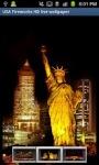 USA Fireworks HD live wallpaper screenshot 2/4
