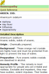 Homeopathy screenshot 2/3