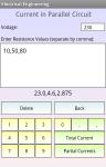 Electrical Engineering Calculator screenshot 4/6