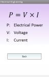Electrical Engineering Calculator screenshot 5/6