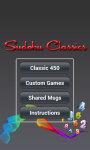 Sudoku Classics screenshot 1/3