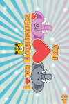 Love Elephants Gold screenshot 1/5