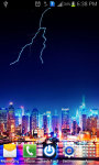 Thunder Light Live Wallpaper screenshot 1/4