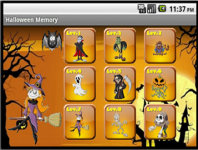 Kids - Halloween Memory screenshot 2/3
