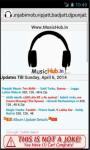 Musichub Lite screenshot 1/3