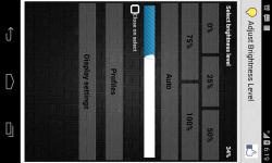 Adjust the Brightness Level screenshot 1/3