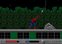 Spider Man and Kingpin  screenshot 1/4