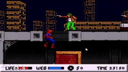 Spider Man and Kingpin  screenshot 3/4