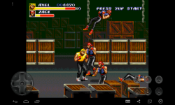 Fighting Fury Street screenshot 4/4