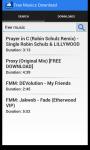 Free Musics Download screenshot 3/6