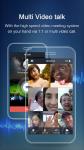 vobee PTT Walkie Talkie video meeting chat call screenshot 2/6