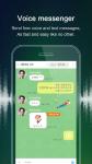 vobee PTT Walkie Talkie video meeting chat call screenshot 3/6