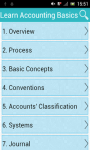 Learn Accounting Basics screenshot 1/3