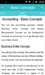 Learn Accounting Basics screenshot 3/3