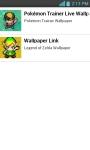 Pokemon Trainer Live Wallpaper screenshot 2/6