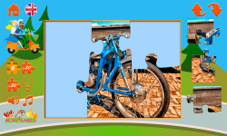 Puzzles motorcycles screenshot 2/6