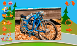 Puzzles motorcycles screenshot 3/6