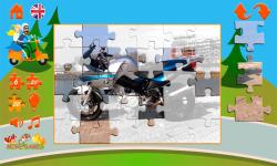 Puzzles motorcycles screenshot 4/6
