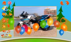 Puzzles motorcycles screenshot 5/6