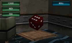 Dices Shaker 3D screenshot 1/5