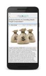 CWRU Observer Financial News screenshot 3/3