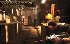 Deus Ex The Fall original screenshot 3/6