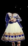 pic of Anarkali dress suit screenshot 2/4