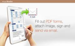 ezPDF Reader PDF Annotate Form great screenshot 5/5