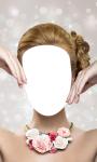 Wedding Hairstyle Photo Editor screenshot 1/6