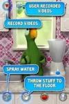 Talking Pierre the Parrot Free screenshot 4/5