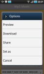 Mp3 Ringtone Search screenshot 2/3