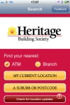 Heritage ATM and Branch Finder screenshot 1/1
