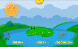 Funny animals for babies Full screenshot 3/4
