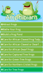 Amphibians screenshot 3/5