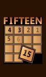 Fifteen Puzzle classic screenshot 1/2