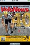 VeloNews magazine screenshot 1/1
