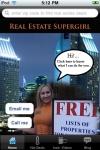 Real Estate SuperGirl App to find properties in San Diego, California screenshot 1/1