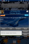 Numo SMS Preview Android screenshot 1/1