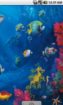 Underwater Scenery Live Wallpaper screenshot 3/4