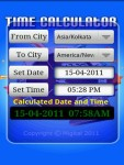 Time Calculator Lite screenshot 5/6